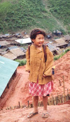 Little Karen girl